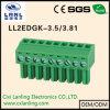 Conetor Pluggable dos blocos Ll2edgk-3.5/3.81 terminais