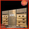 Armário de parede de madeira para a loja de varejo