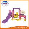 Напольное Plastic Swing и Slide крытое Swing с Slide