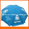 Grand parapluie de plage de Sun-Épreuve extérieure