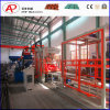 装置の煉瓦混合機械を作る自動煉瓦