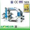 Étiquette complètement automatique Flexo Printing Machine Price de High Precision Yt Series