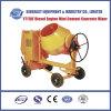 Yt178f Concrete Mixer van het Cement van de Dieselmotor de Mini