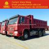 Sinotruk HOWO 6*4 371HPの重いダンプトラックのユーロ2