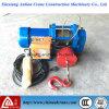 Le petit treuil de levage électrique avec le contrôle sans fil