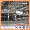 Multi-Level Mezzanine Warehouse Storage Iron Rack / Multi-Layer Mezzanine Flooring/Heavy Duty Steel Mezzanine Floor