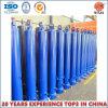 중국의 최신 판매 덤프 트럭 다단식 액압 실린더