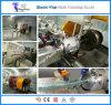 PVC Extrusion de fil en acier flexible renforcé Ligne / PVC Flexible renforcé en acier Making Machine