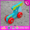 2015 Craft di legno Vintage Vehicle Toy per Kids, Wooden Truck Vehicle Toy per Children, Wholesale Cheap Wooden Car Vehicle W04A126