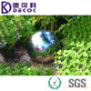 Bola de acero 12 del jardín decorativo  que mira la bola hueco AISI304