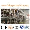Les déchets de papier pâte vierge comme matières premières de haute qualité Making Machine à papier A4/l'impression de la fabrication du papier Mill/Culture La fabrication du papier