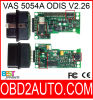 Price più basso VAS 5054A Odis V2.26 Bluetooth per VAG Diagnostic Tool di VW Audi Skoda Seat (1996y-2015y) Multi-Languages