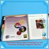 Le livre de panneau catalogue le constructeur d'impression de catalogue de panneau mou