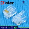 6p6c Rj11 Plug Telephone Plug
