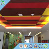 Environmental Friendly Wood Wool Acoustic OSI Board Wall Panel