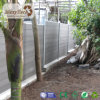 Cercado de madera compuesto al aire libre del jardín WPC del precio bajo