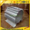 Kundenspezifischer bildender Aluminiumstrangpresßling für Bewegungskarosserien-Kühlkörper