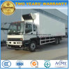 Isuzu 6X4 Kühlraum-Lastwagen 15 bis 18 Tonnen kühlte Lastwagen-LKW