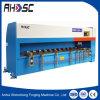 CNC 금속 전기 V 강저 기계 및 구부리는 기계