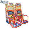 Kind-InnenSäulengang-Spiel-Maschinen-glücklicher Roller