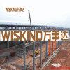 Marco de acero modular del almacén de China Wiskind Q345 Q235