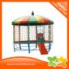 Lustige Spitzenschutzkappen-runde Trampoline für Kinder