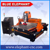Máquina de madera 1325 del ranurador del CNC del MDF de la herramienta de Techno del cambio de camino de la muestra del plástico automático del corte para la venta en España
