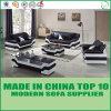 Mobília Home moderna do sofá secional do couro branco