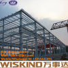 Il blocco per grafici d'acciaio chiaro/ha prefabbricato il magazzino d'acciaio/struttura d'acciaio prefabbricata, l'acciaio di Structual