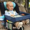 Sostenedor infantil del cochecito de la bandeja de los juguetes del vector de coche del asiento de la bandeja del cabrito impermeable del almacenaje para el niño