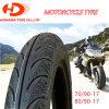 安い中国のオートバイの部、オートバイのタイヤおよび管70/90-17 80/90-17