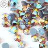 Lastset bester verkaufenSs16 bernsteinfarbiger AB heißer Verlegenheitrhinestone-Glaskristallexemplar Preciosa Stein 2018 (HF-ss16 bernsteinfarbiger AB /5A Grad)