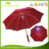 Weiße Fiberglas-Rippen mit Regenschirm der Stern-blinkendem Kind-23inch