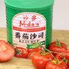 De ingeblikte Tomatensaus van het Tin van de Ketchup van de Tomaat van Verse Tomaten