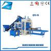 Blockt automatische Höhlung Qt5-15 Straßenbetoniermaschine-Kleber-Ziegeleimaschine