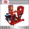 Moteur diesel Portable Fire ensemble de la pompe à eau