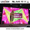 LED de P3.9 Painel de parede de vídeo, a tela LED HD P3.9 interiores para eventos