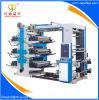 Letterpress flexográficas de rollo a rollo de papel térmico de la máquina de impresión Flexo