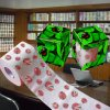 Surtidor impreso de las cupones del papel higiénico al por mayor