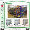 Supermercado Duoble Verso Rack de exibição para venda