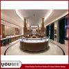 Luxury Jewellery 소매점 Interior Decoration를 위한 가게 Jewelry Display Showcases