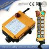 Radio industrielle de F24-12D/à télécommande sans fil pour lofer la grue et la grue de /Pillar/Floating de pont de /Gantry/Overhead/Tower/