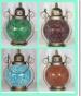 Lanterna d'attaccatura marocchina del metallo di candela del giardino esterno cinese del supporto