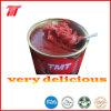 Turco 830g pasta de tomate en conserva con el bajo precio