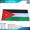 90X180cm 160GSM Spun Polyester Jordanie Flag (NF05F09047)