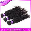 Волна малайзийских волос девственницы глубокая 3 пачки волос девственницы глубокой волны человеческих волос продуктов волос фиоритуры ранга 7A малайзийских глубоких курчавых