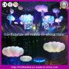 Beste Opblaasbare LEIDENE van de Prijs Lichte Wolken Huwelijk hangen/Opblaasbare de Wolk die van de Decoratie van de Partij