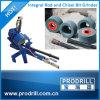 Portable Air fait partie intégrante de l'acier ciseau de tige de forage et peu d'une meuleuse