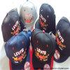 Snapback квалифицированный оптовой продажей полиэфира Cap&Hat