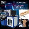 Macchina rotativa della marcatura del metalloide, macchina per incidere del laser, laser del CO2